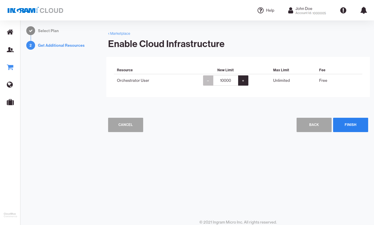 CloudBlue Commerce Marketplace APS Additional Resources